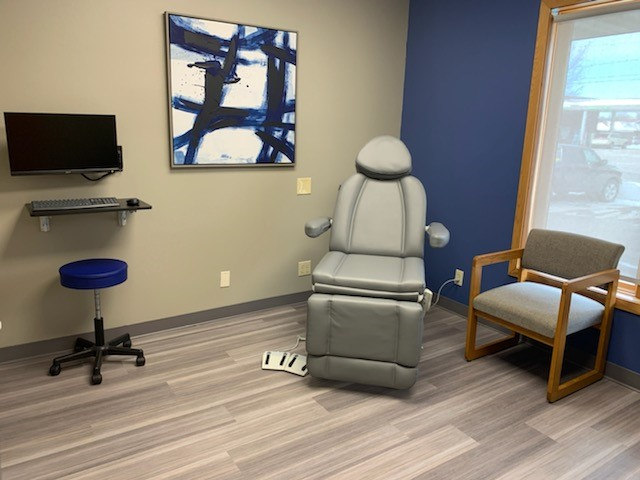 Foot & Ankle Exam Room