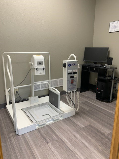 Foot & Ankle Xray Room